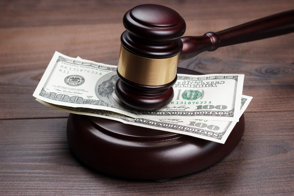 Gavel Money 3 1024x683 - Houston Bus Accident Lawyer