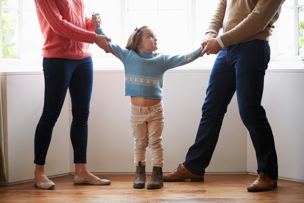 how to get joint custody in texas