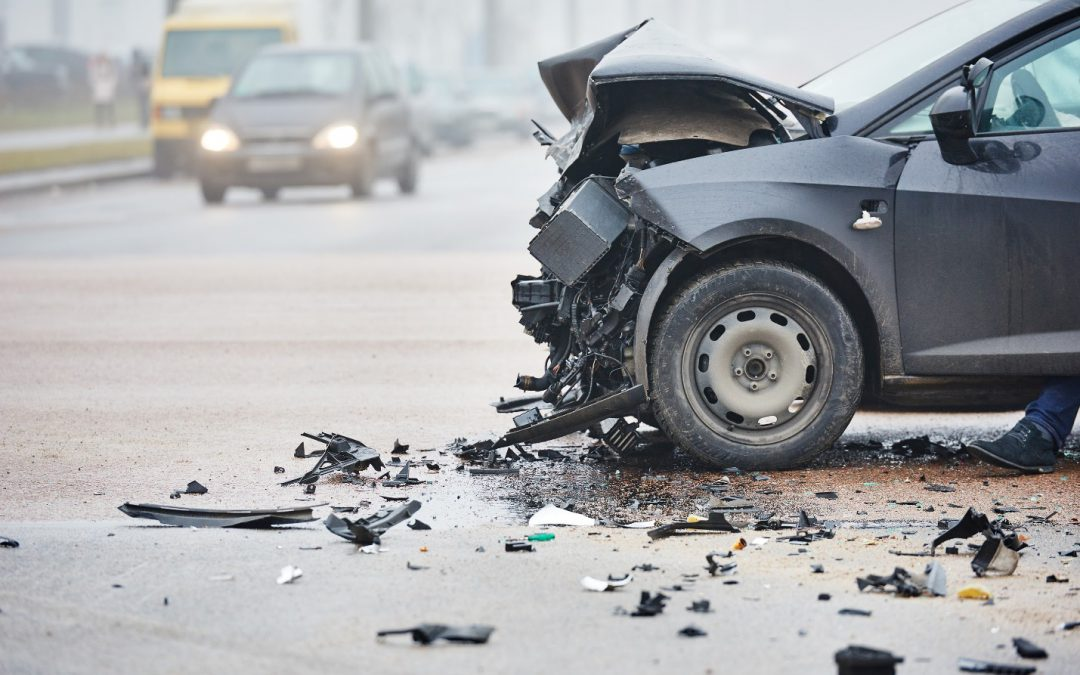 Who is at Fault in Left Turn Car Accident in Texas?