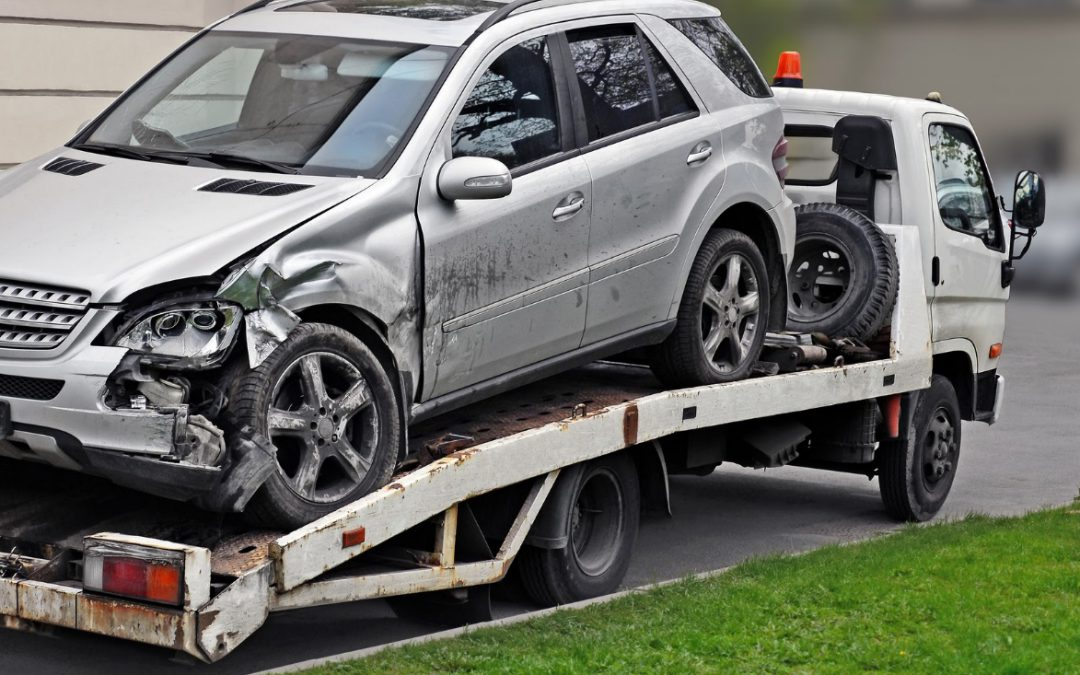 Who is at Fault in a Car Accident Involving a Tow Truck in Texas?