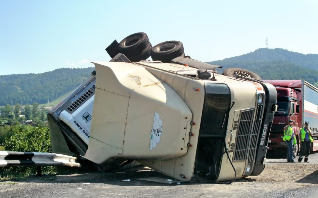 Common Injuries after Truck Accidents in Texas