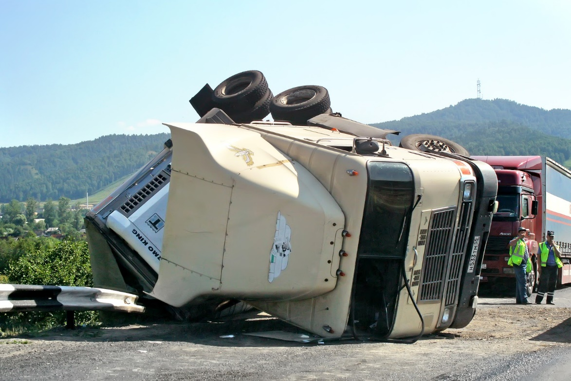 Truck Accident Injuries in Texas