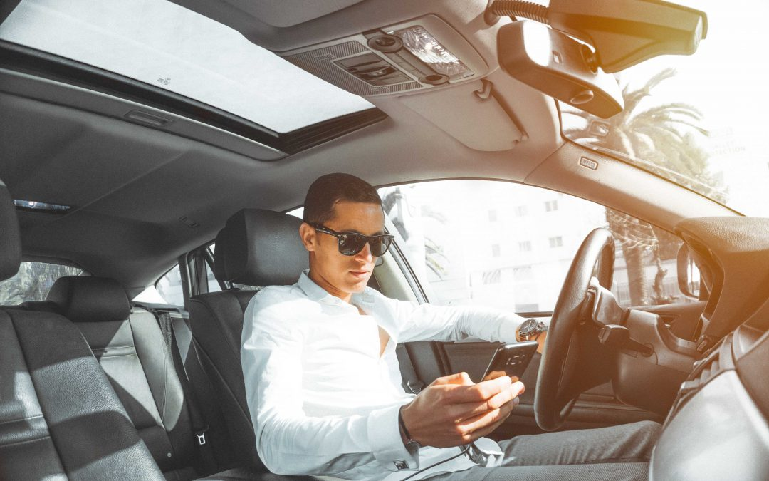 Determining Fault in a Texting and Driving Car Accident in Texas