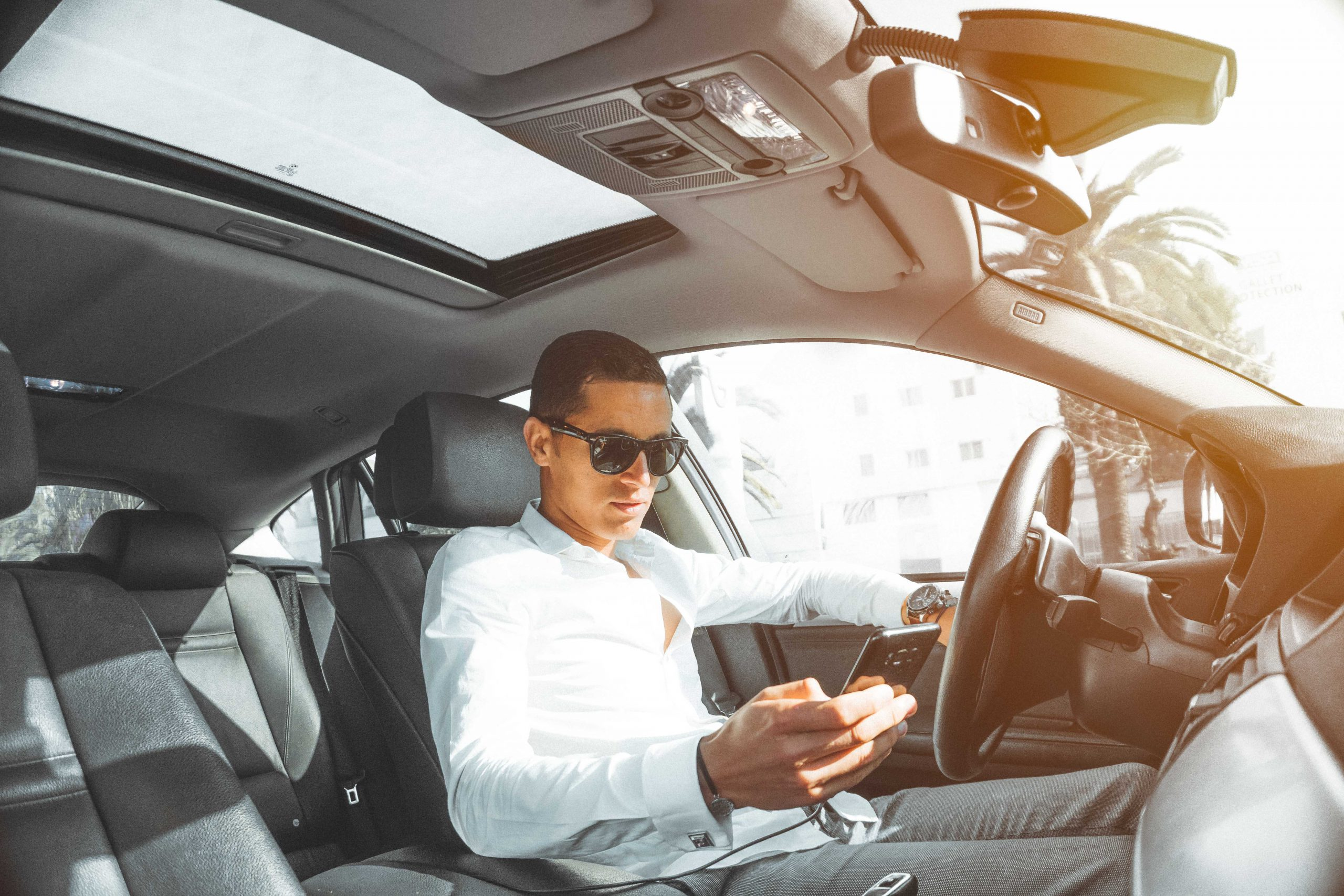 Dallas Car Accident Lawyers scaled - Determining Fault in a Texting and Driving Car Accident in Texas