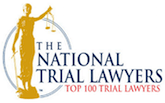 Top 100 National Trial Lawyers Award