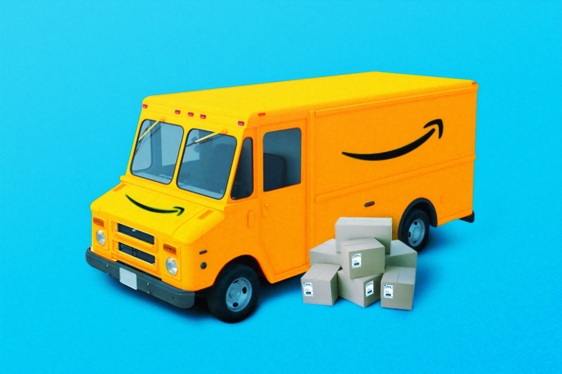 Who Do You Sue if You Get into an Accident with an Amazon Delivery Truck in Texas?
